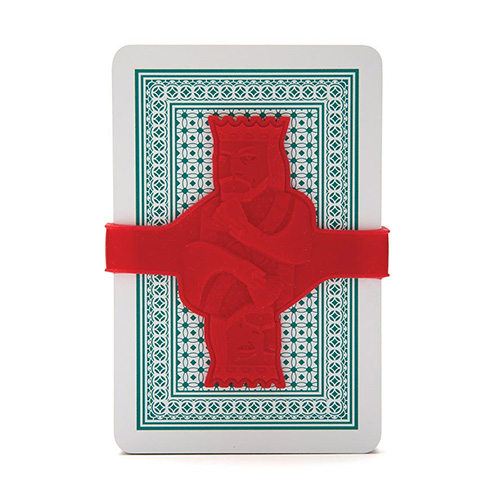 Hold'em - band for playing cards
