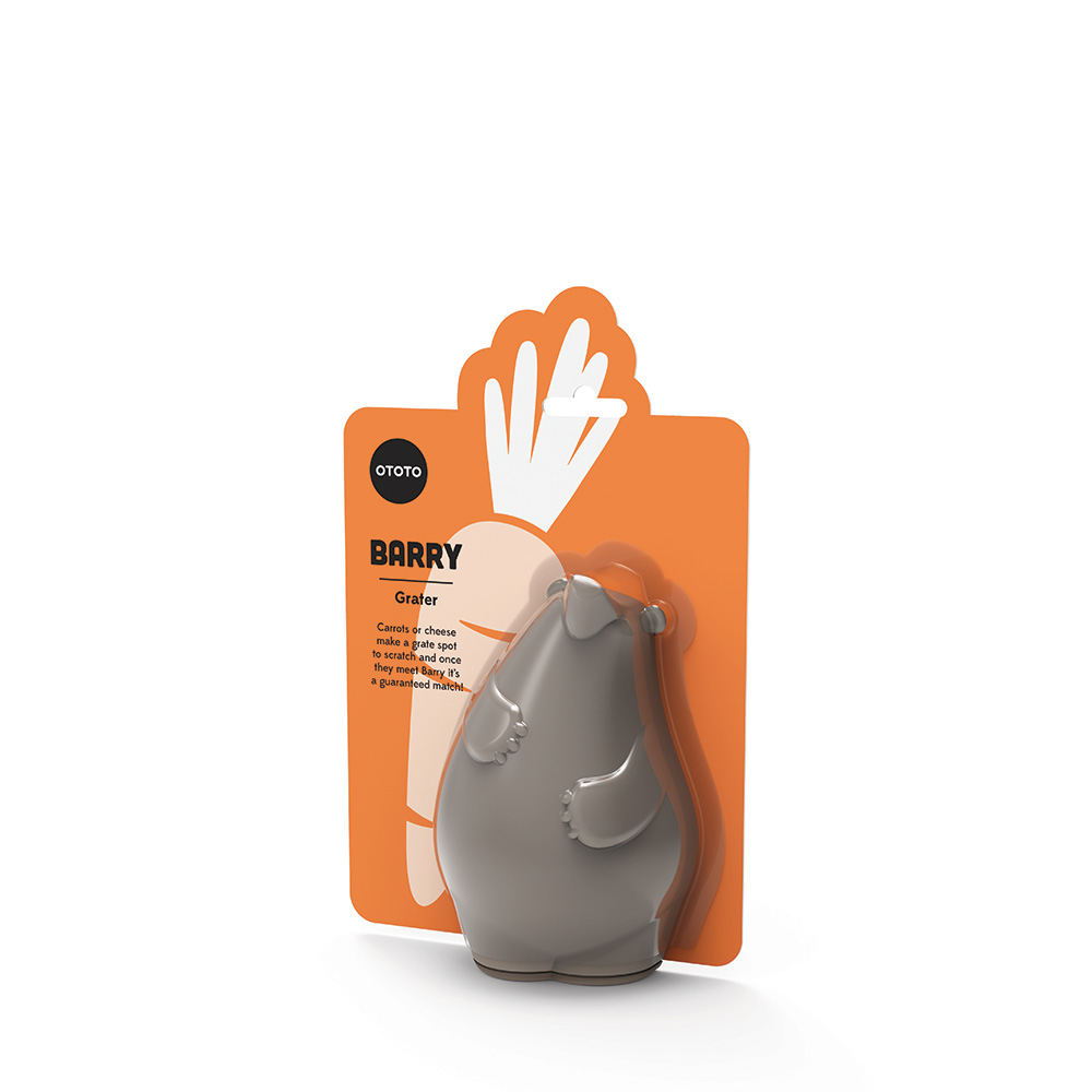 Barry - Grater