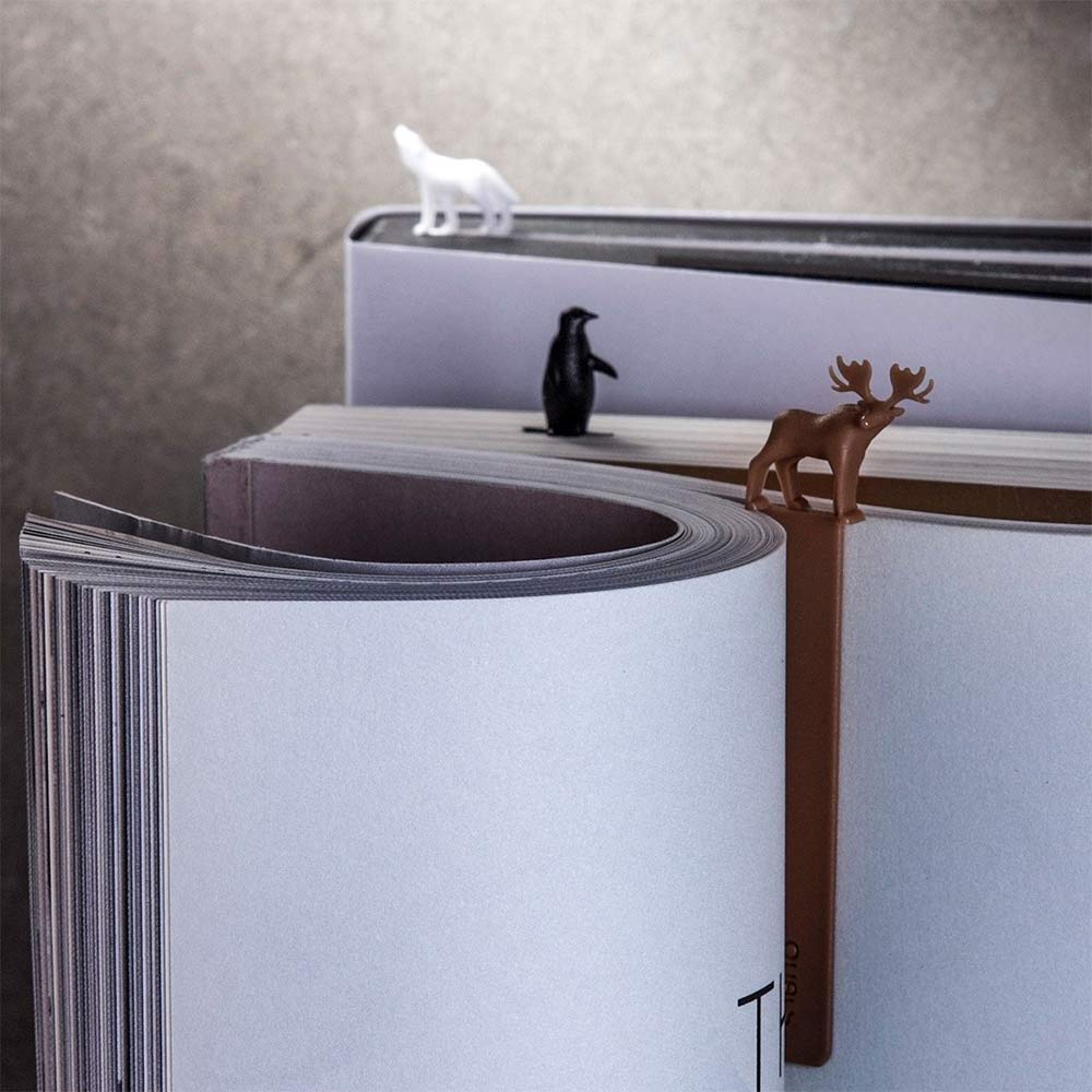 Book Iceberg - Bookend and Bookmark