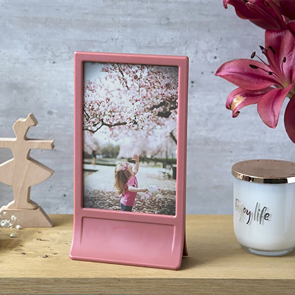 Clipic - Picture Clip Frame Pink