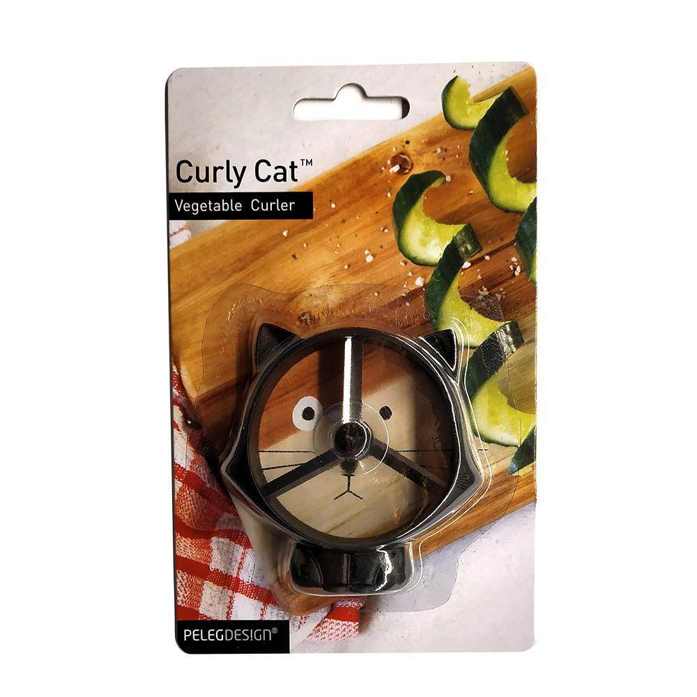 Curly Cat - Vegetable Curler