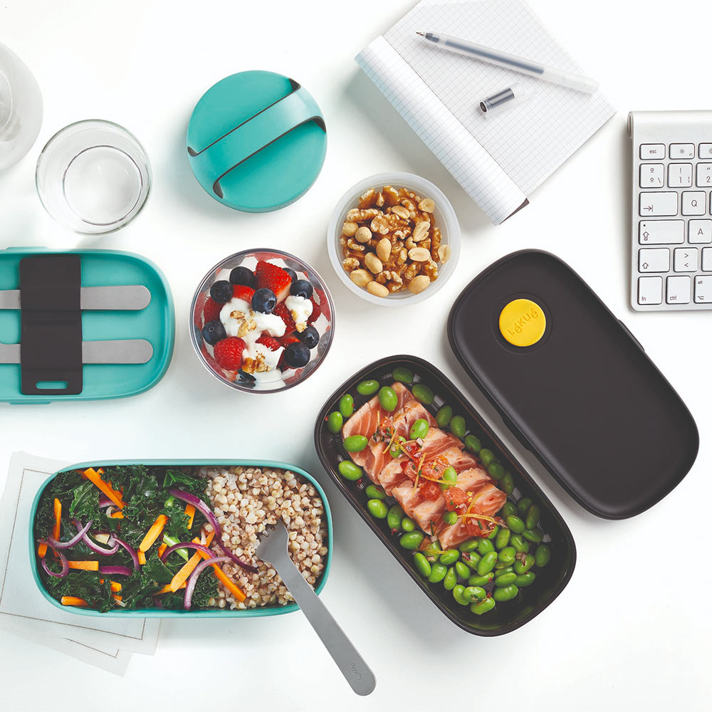 Lunchbox To Go - Turquoise