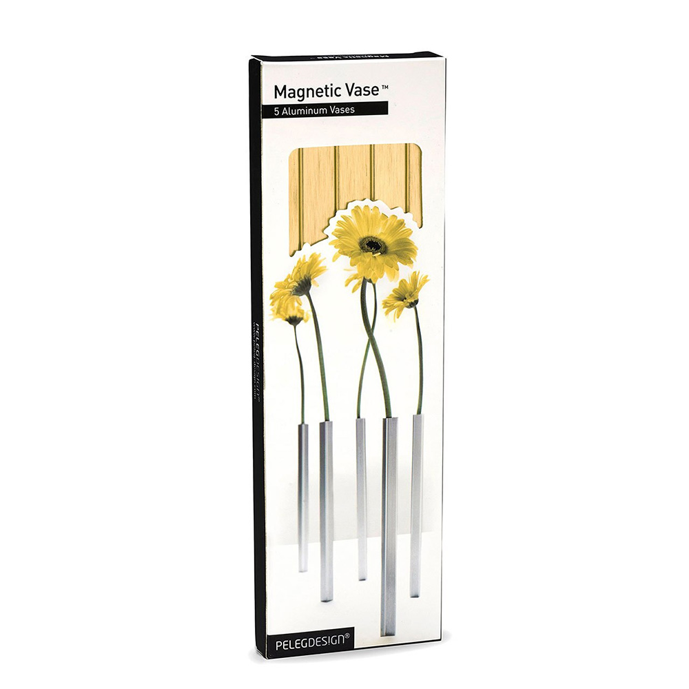 Magnetic Vase Gold