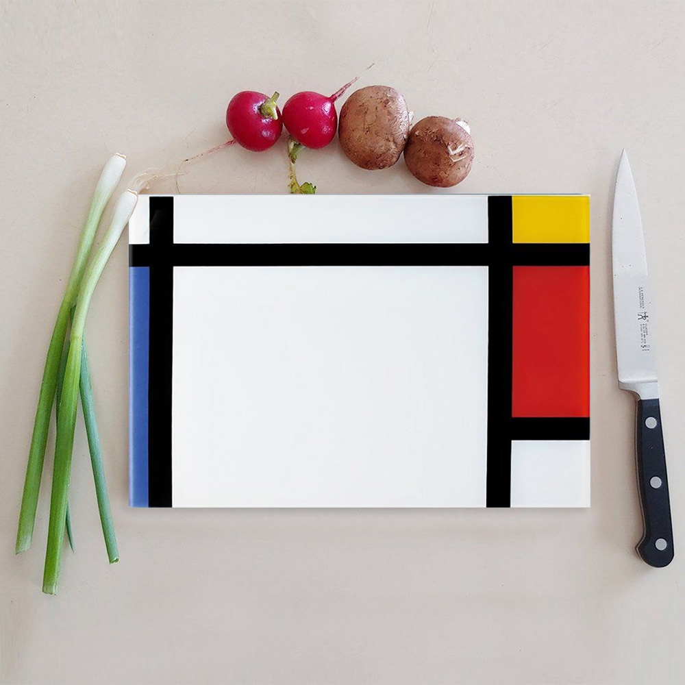 Mondriboard - Multipurpose Kitchen Board