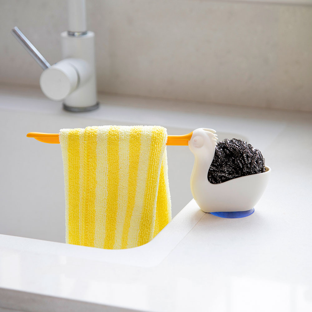 Pelix - Cloth and Sponge Holder