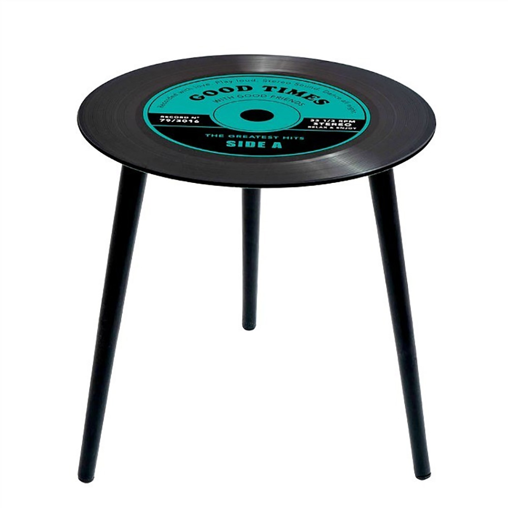 The Greatest Hits - Vinyl Record Coffee Table