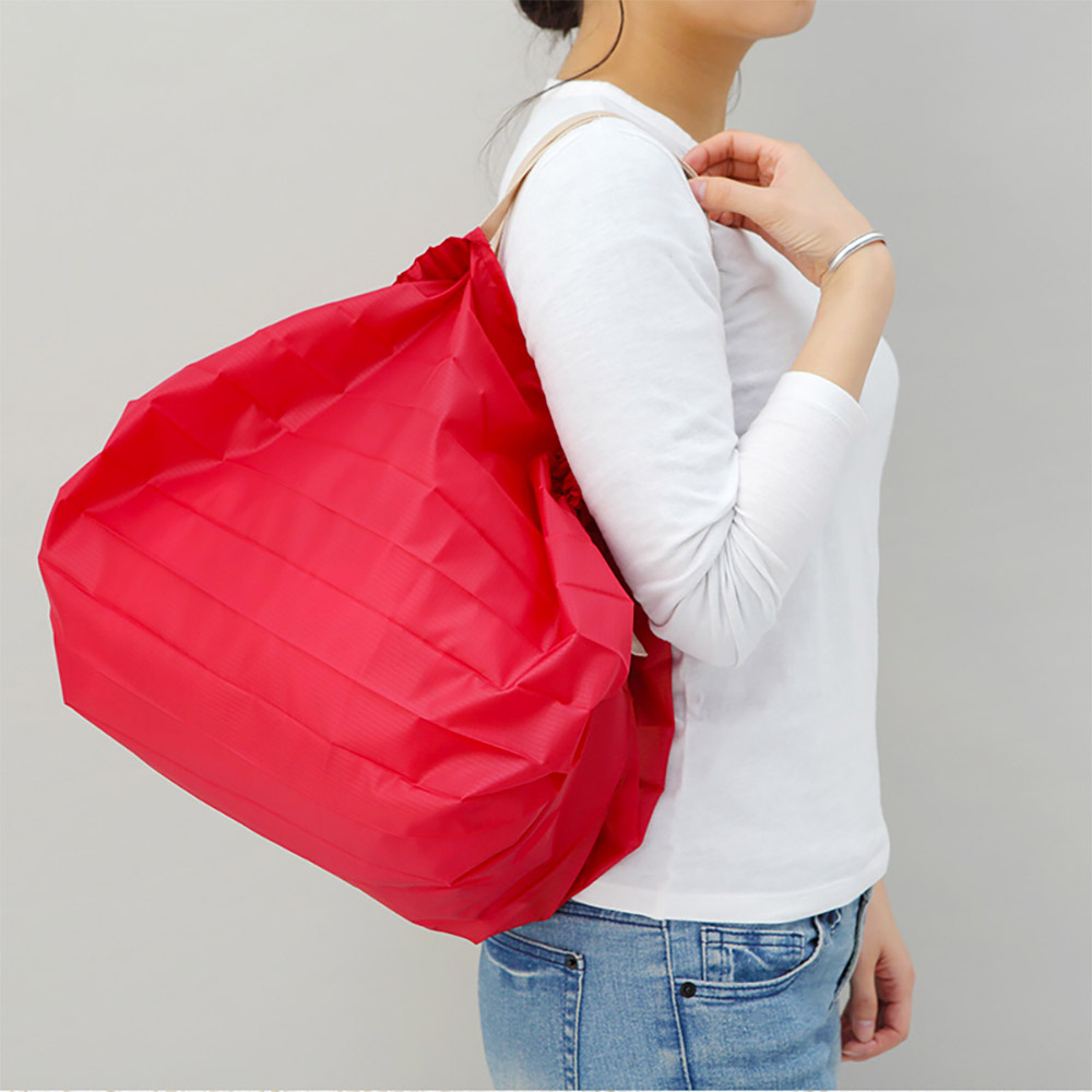 Shupatto Compact Bag M Red