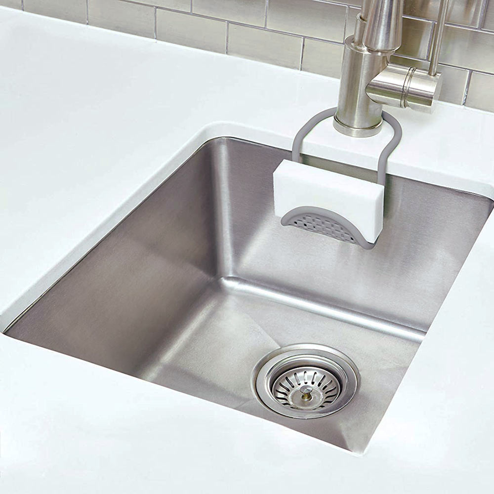 Sling - Flexible Sink Caddy Grey