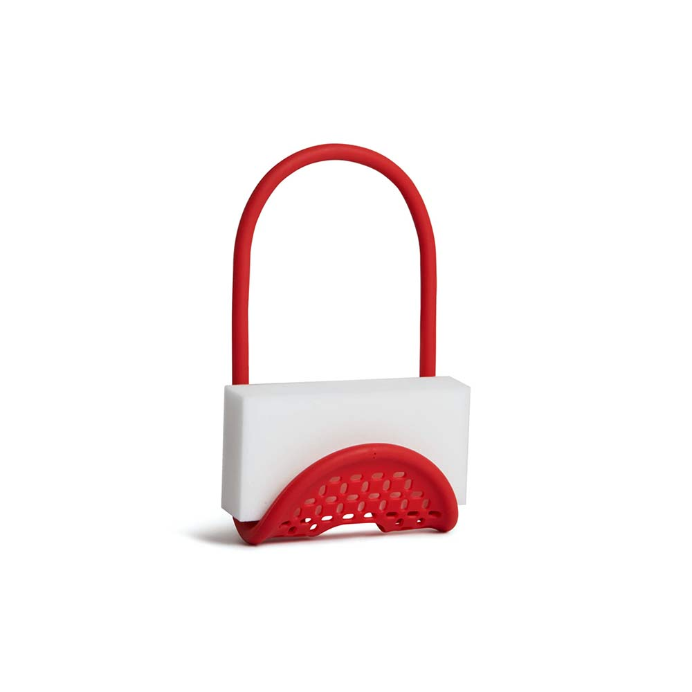 Sling - Flexible Sink Caddy Red