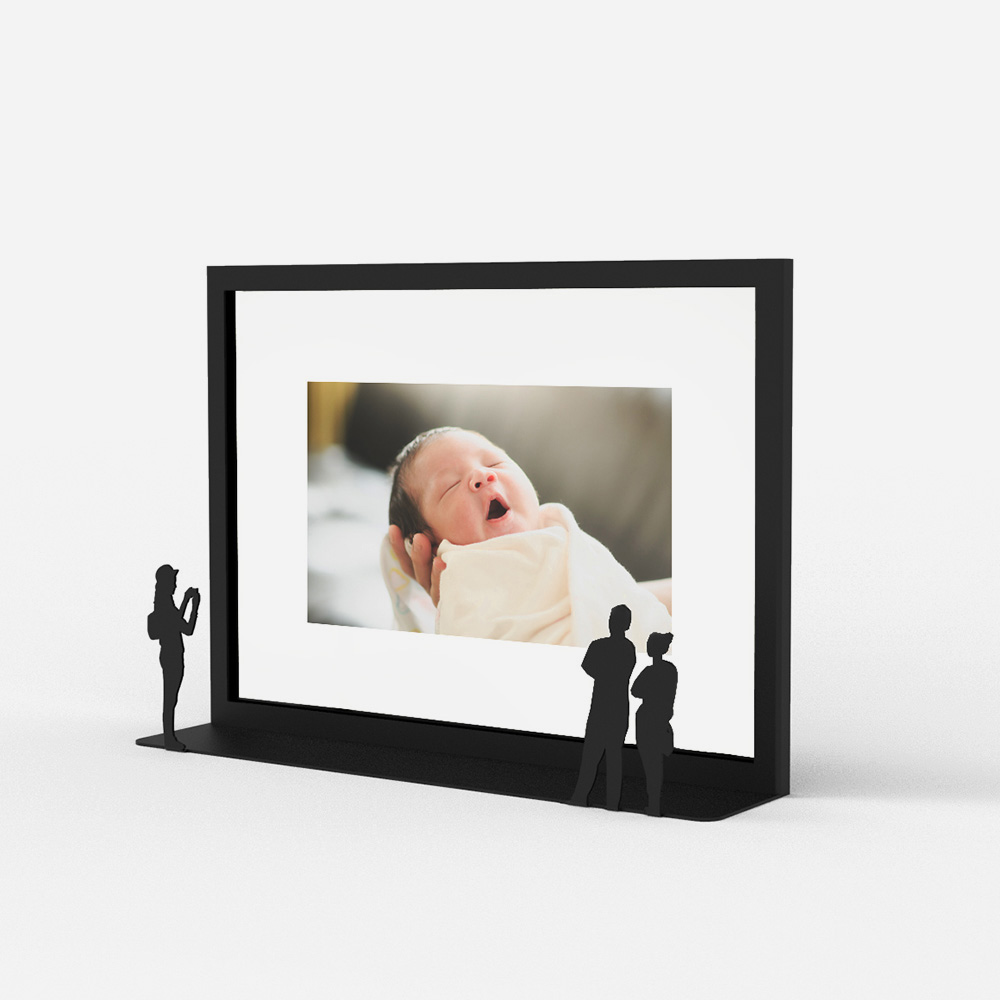 Work of Art - Photo Frame