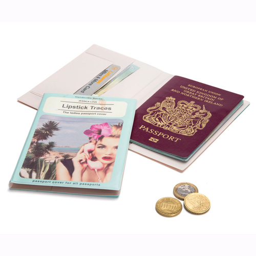 A Novel - Passport cover - Romance