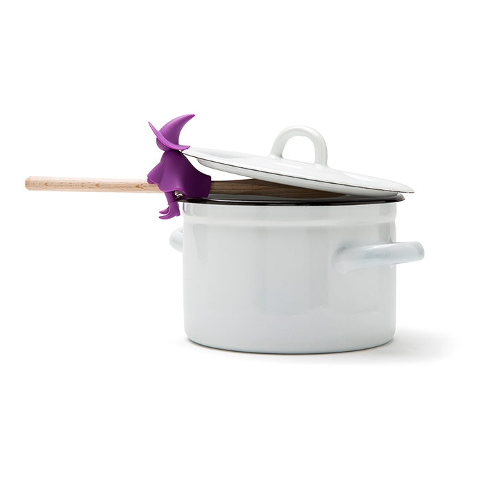 Agatha - Spoon holder & Steam releaser
