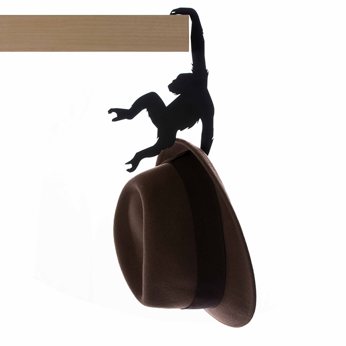 Albert The Chimp Decorative Hanger