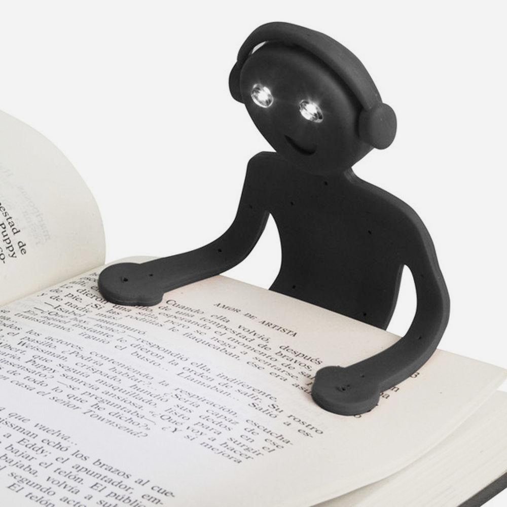 Android Book Light