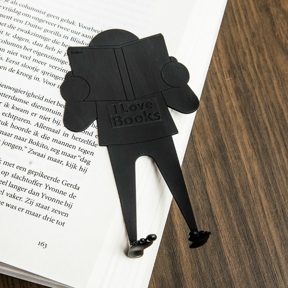 Book Crush Bookmark
