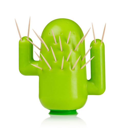 Cactooph- Cactus Toothpick Holder