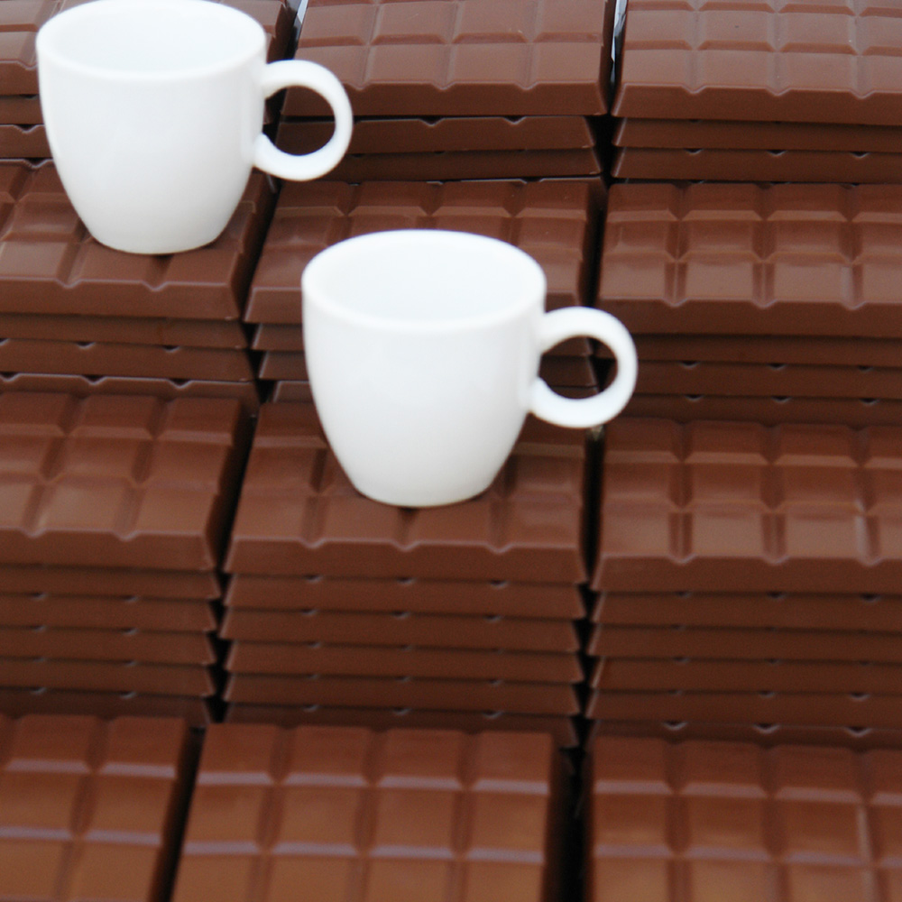 Chocolate Coasters
