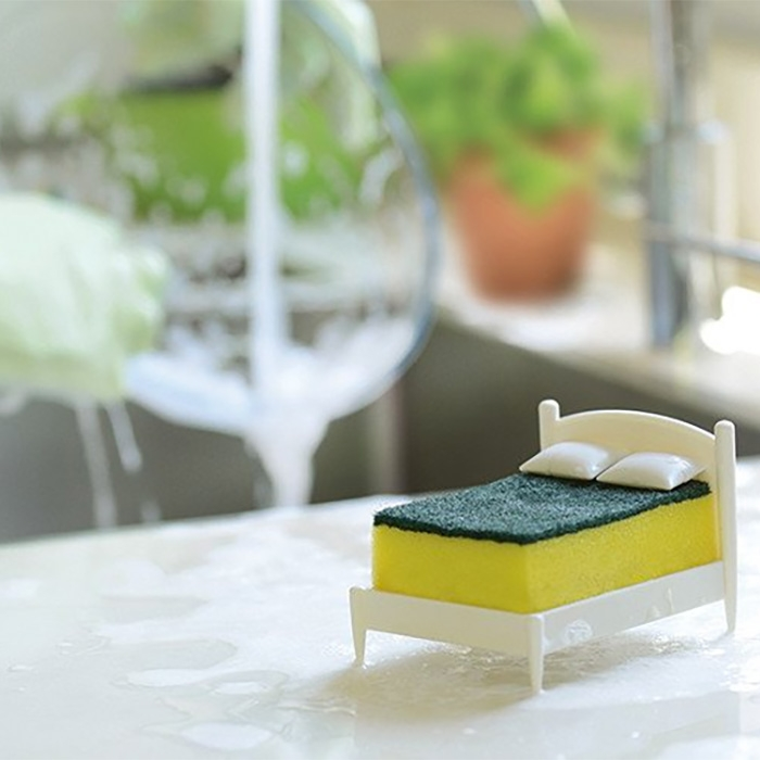 Clean Dreams - Kitchen Sponge Holder