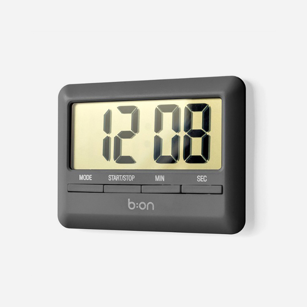 b:on - Combi Magnetic Timer & Clock