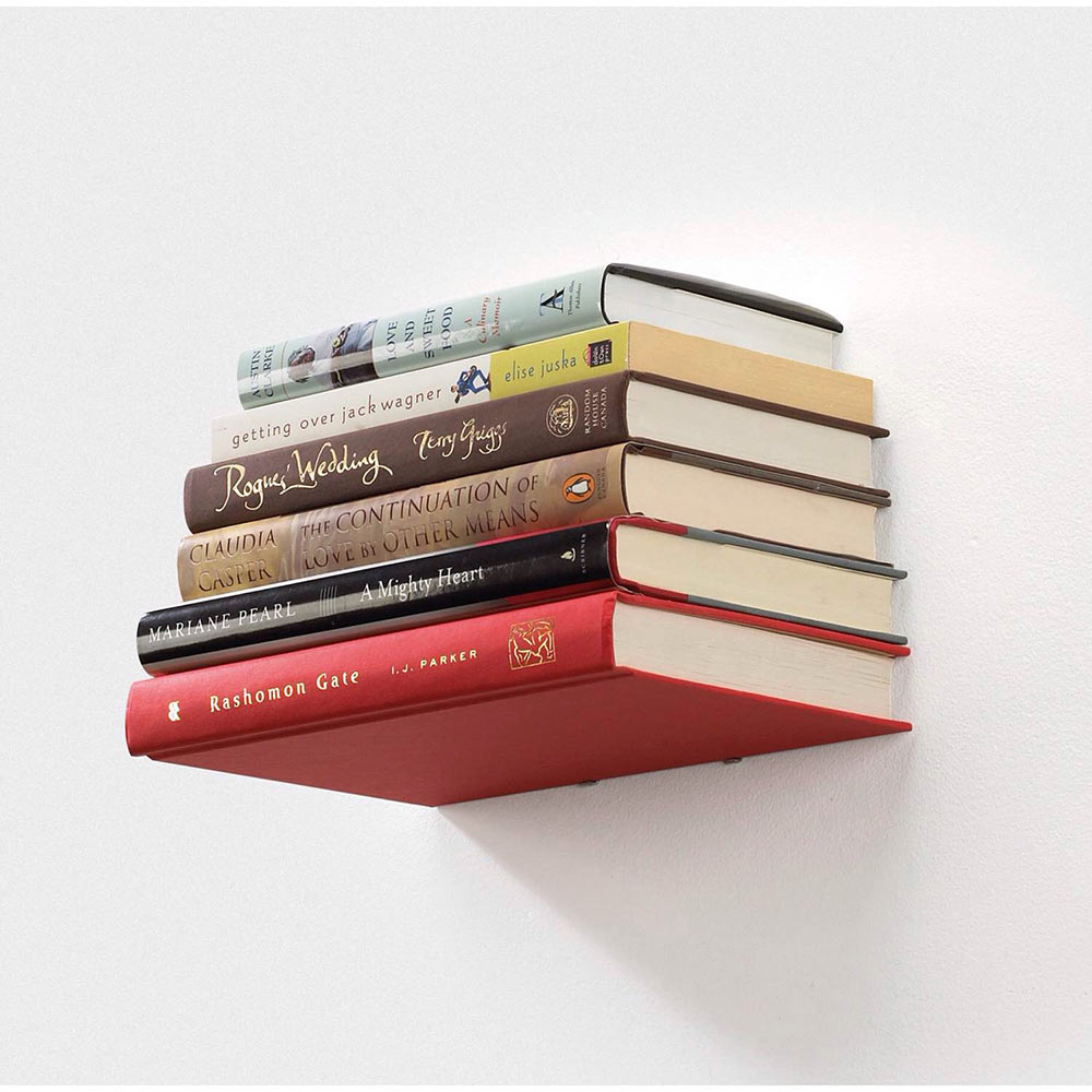 Conceal Invisible Book Shelf