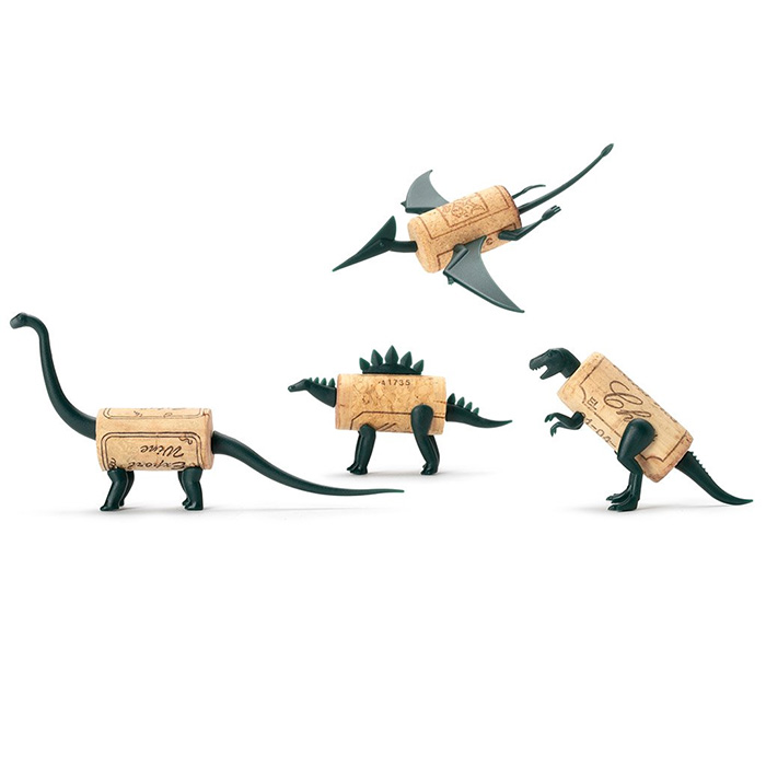 Corkers Dinosaurs set
