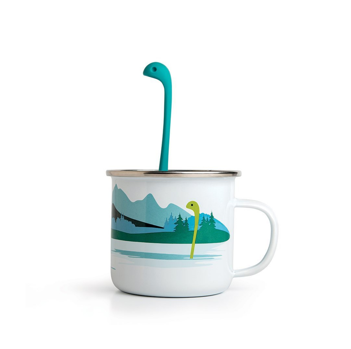 Cup of Nessie - Tea Infuser Cup