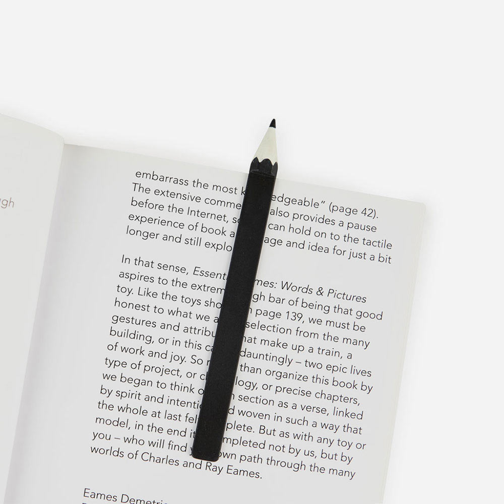 Graphite Bookmark