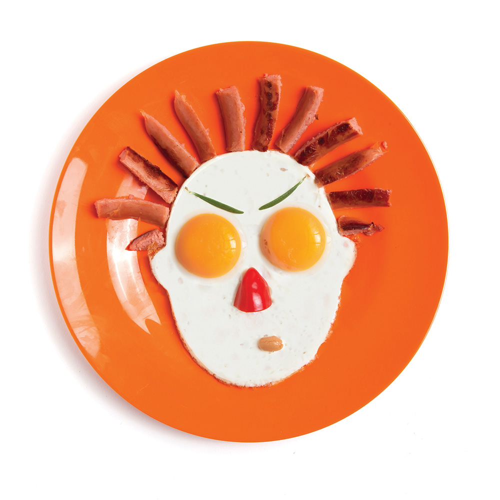 Gregg's - Fried Eggs Shaper