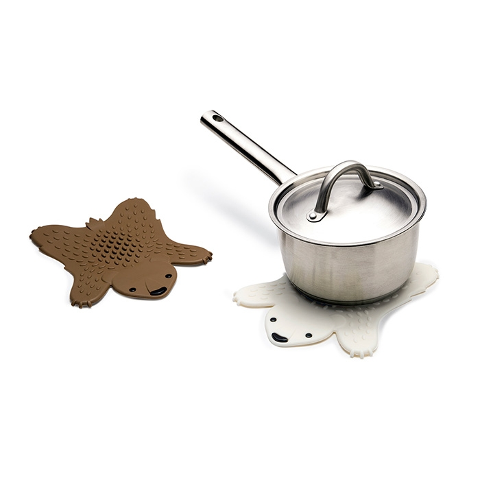 Grizzly - Hot Pot Trivet