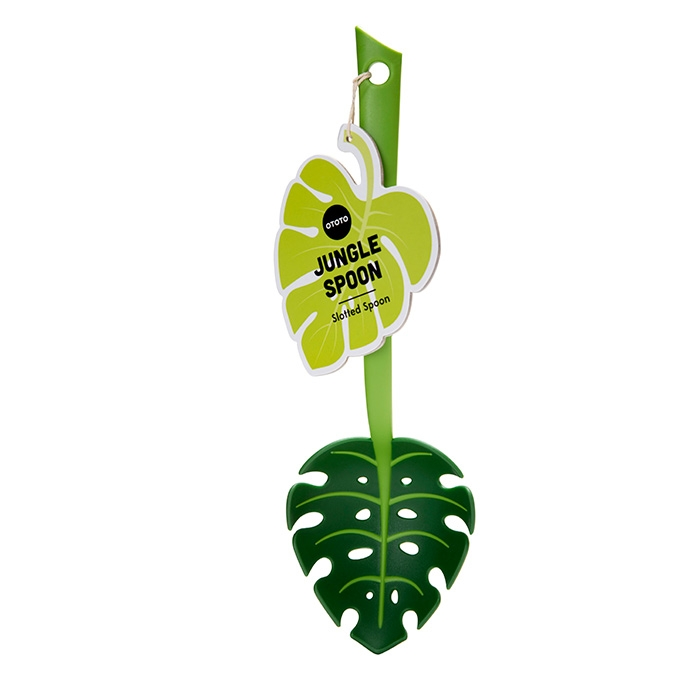 Jungle Spoon - Slotted Spoon