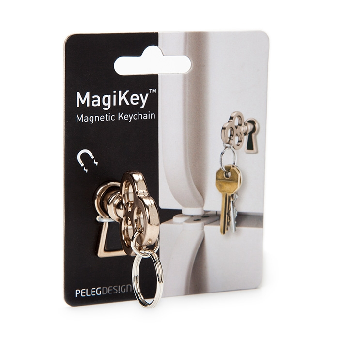 Magikey - Magnetic Keychain
