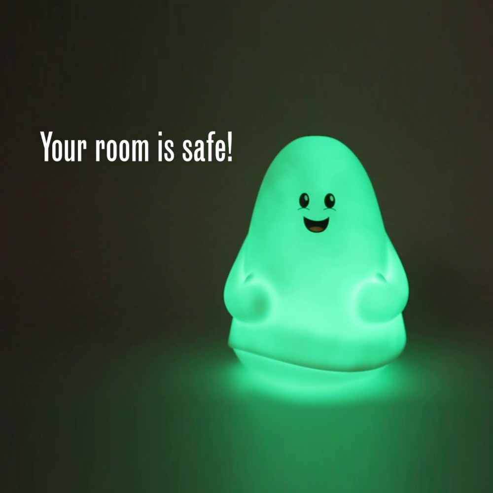 myBOO Ghost Hunter Mood Light
