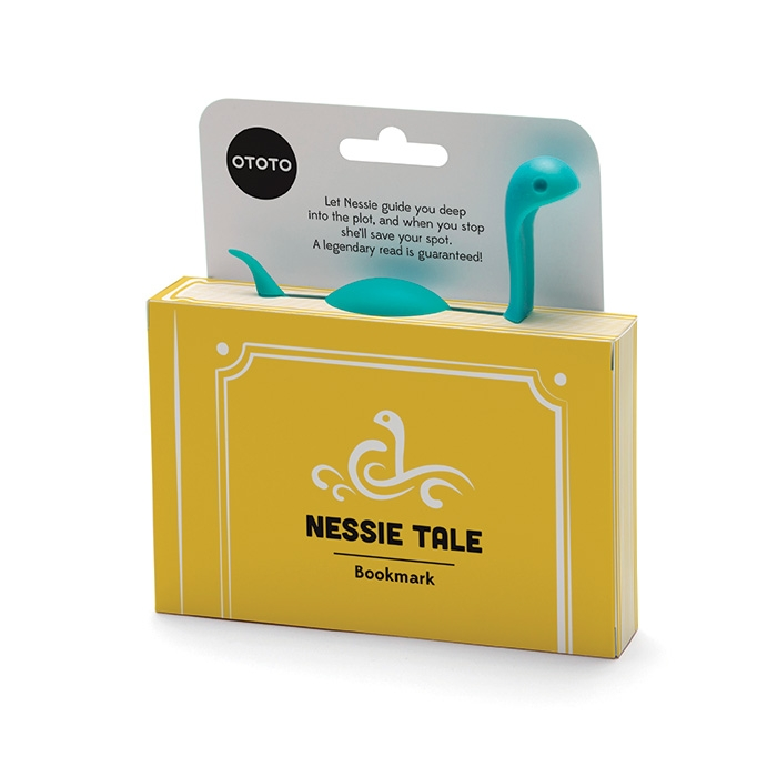 Nessie Tale Bookmark