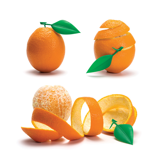 Peel Appeal - Orange Peeler