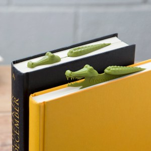 Crocomark - Crocodile Bookmark