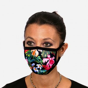 Face Mask Flowers