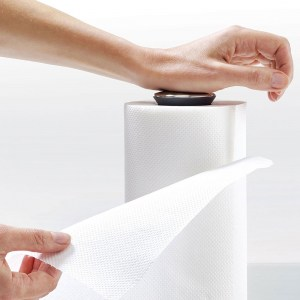 Push-Tear-Kitchen-Roll-Holder