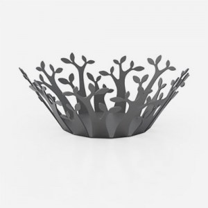 Fruit basket - BAOBAB - black | tableware | kitchen accessories | gifts for her