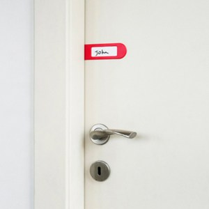 Doortag - Door labels