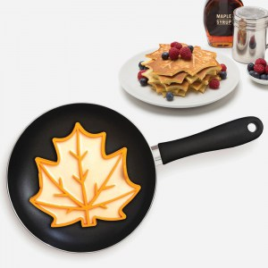 Leaves - pancake shaper