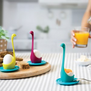 Miss Nessie - Egg Cup
