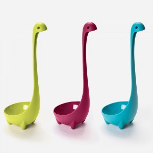 Nessie Tricolor - Set of 3