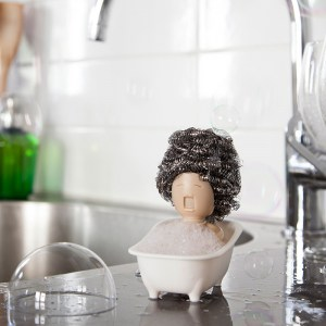 Soap Opera - Dish Scrubber Holder