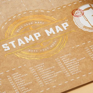 Stamp Map™