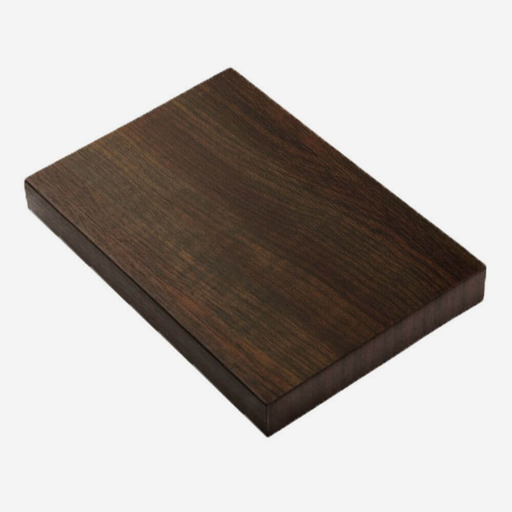 Slab Mahogany - A6 Lined Notebook
