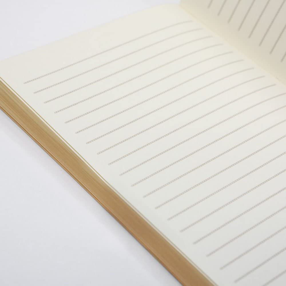 Slab Gold - A6 Lined Notebook