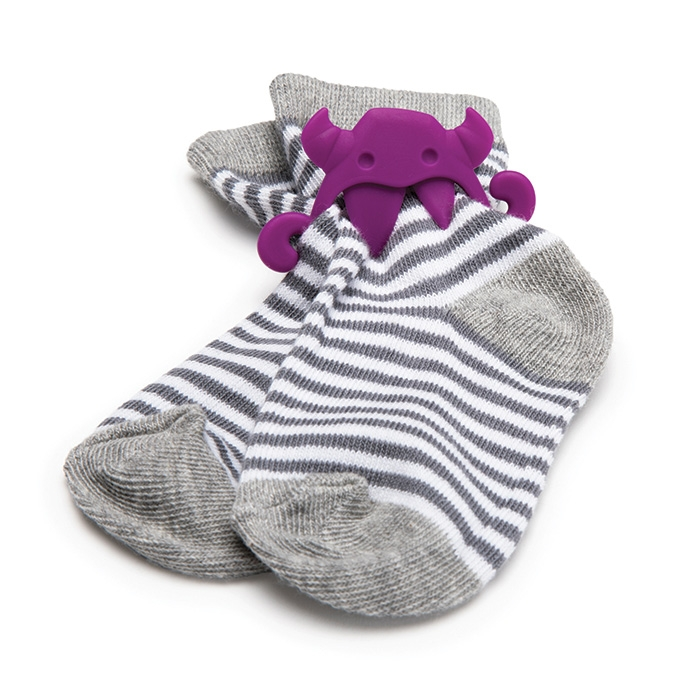 Sock Monsters - Laundry Sock Locks