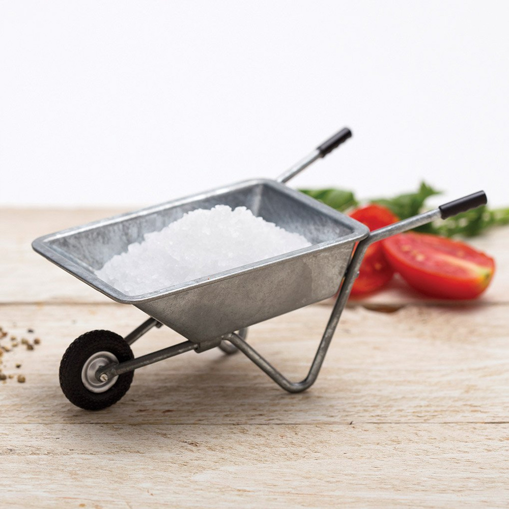 Spicebarrow-Salt Holder