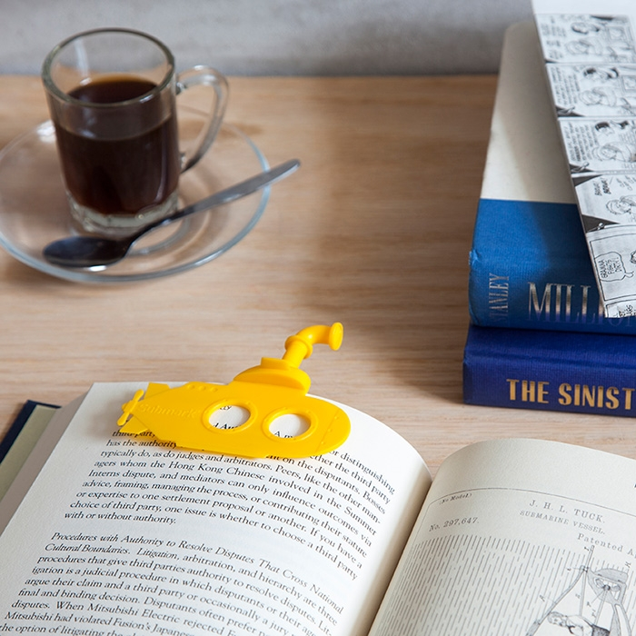 Submark - Submarine Bookmark