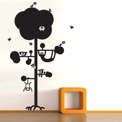 Wall Decals - House of fun